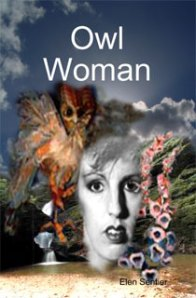 Books Owl Woman