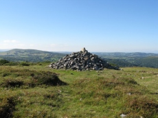 Black Hill Cairn Dartmoor